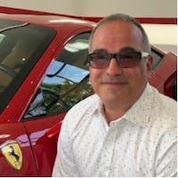 Peter Chiappone at Ferrari of San Francisco