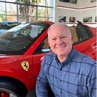 Gregg Jacobs at Ferrari of San Francisco