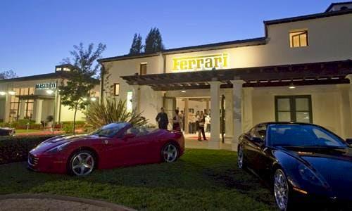 Ferrari of San Francisco, Mill Valley, CA, 94941