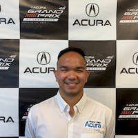 Adam Colinayo at Mission Viejo Acura