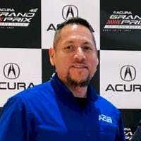 Jeff Sanchez at Mission Viejo Acura - Service Center