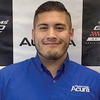 Saul Roman at Mission Viejo Acura - Service Center