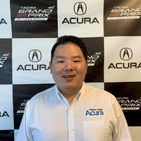 Bryan Oh at Mission Viejo Acura