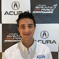 Joey Sanzone at Mission Viejo Acura
