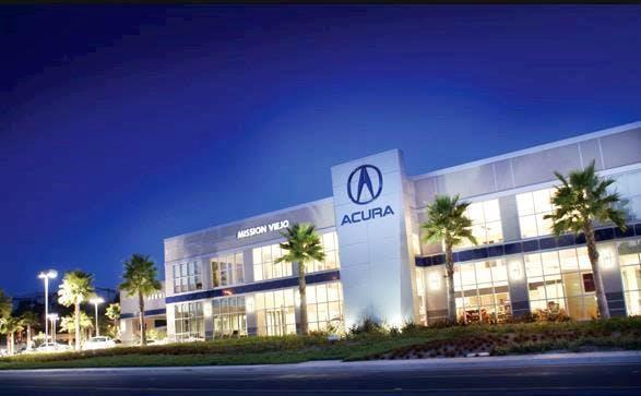 Acura Mission Viejo >> Mission Viejo Acura Acura Service Center Dealership Ratings