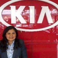 Estela Bernales at Fette Ford Kia