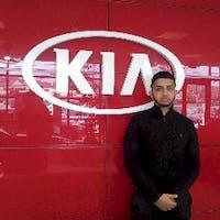 Malik Thabata at Fette Ford Kia
