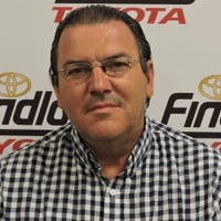 Yuvo Granich at Findlay Toyota