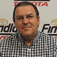 Yuvo Granich at Findlay Toyota