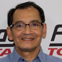 Rudy Kham at Findlay Toyota