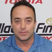 John Gartrell at Findlay Toyota