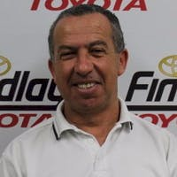 Rafat Abuzaid at Findlay Toyota