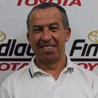 Rafat Abuzaid at Findlay Toyota