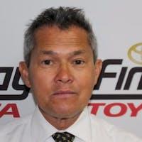 John Lewis at Findlay Toyota