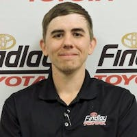 Douglas  Jones-Johnson at Findlay Toyota