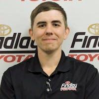 Douglas  Jones-Johnson at Findlay Toyota
