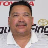 Greg Habal at Findlay Toyota