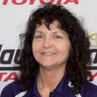 Fonda Fletcher at Findlay Toyota