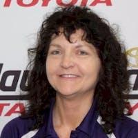 Fonda Fletcher at Findlay Toyota