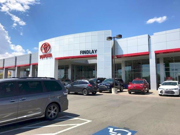 Findlay Toyota, Henderson, NV, 89011