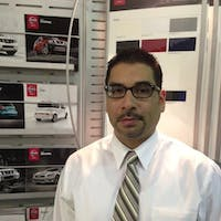Henry  Sanchez  at 1st Nissan of Simi Valley