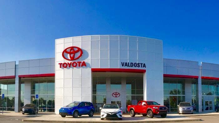 Valdosta Toyota, Valdosta, GA, 31601