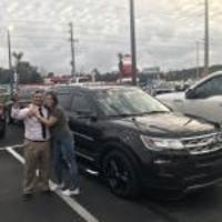 Andrew Navedo at Flammer Ford of Spring Hill