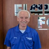 """Claude """"Sparky"""" Sandage at Flammer Ford of Spring Hill"""