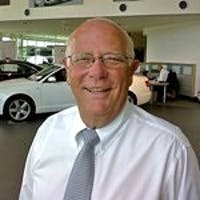Ron Neall at Flemington Volkswagen Audi Porsche