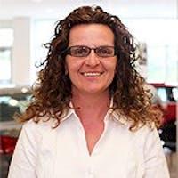 Zaneta Graf at Flemington Volkswagen Audi Porsche