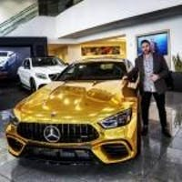 Haim Beja at Fletcher Jones Imports