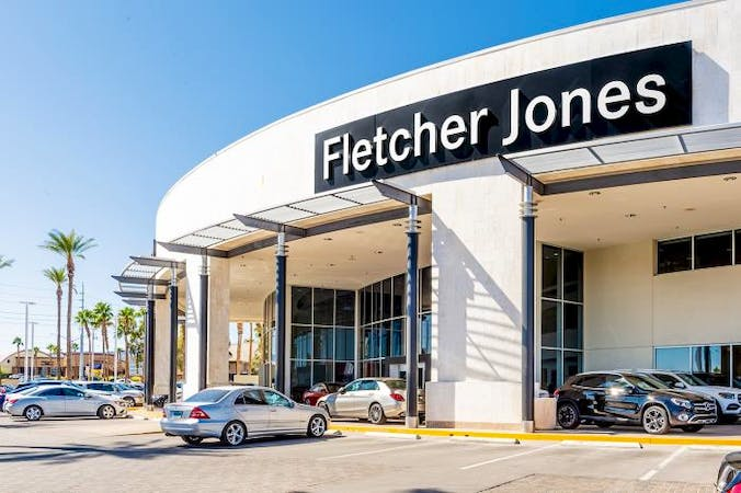 Fletcher Jones Imports, Las Vegas, NV, 89117