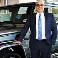 Ray  Hashemi at Fletcher Jones Motorcars