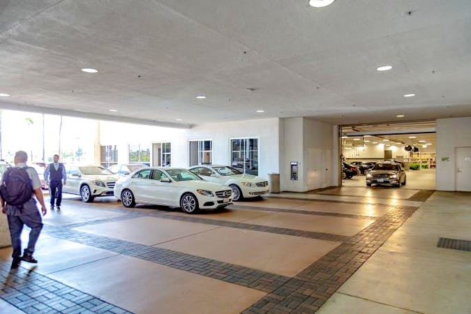 Fletcher Jones Motorcars, Newport Beach, CA, 92660