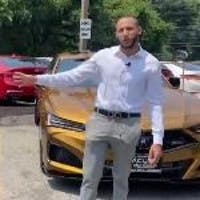 Christopher Carfora  at Acura of Westchester