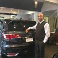 Jose Crespo at Acura of Westchester