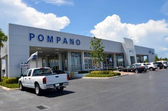 Pompano Ford Lincoln, Pompano Beach, FL, 33064