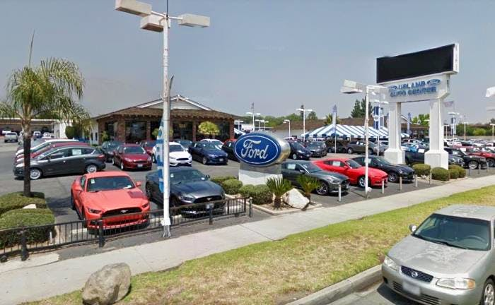 Ford of Upland, Upland, CA, 91786