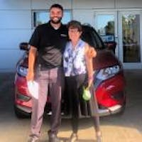 Channing Williams at Fort Wayne Nissan