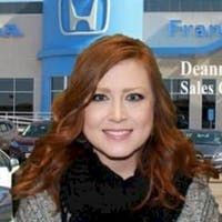 Deanndra Mathes at Frank Brown Auto and Truck Ranch