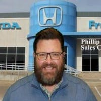 Phillip  Richardson at Frank Brown Auto and Truck Ranch