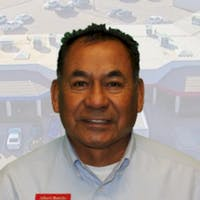 Albert Botello at Frank Brown Auto and Truck Ranch
