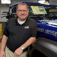 Wayne Huth at Adams Jeep Of Maryland Inc