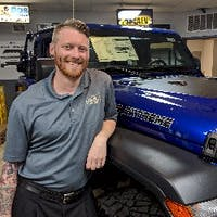 David  Budnick at Adams Jeep Of Maryland Inc