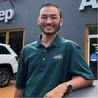 Matt Yim at Adams Jeep Of Maryland Inc