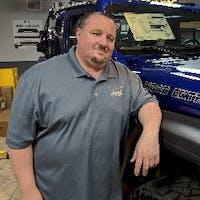 John Loucks at Adams Jeep Of Maryland Inc