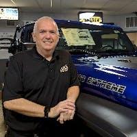 Galen  Fleming at Adams Jeep Of Maryland Inc