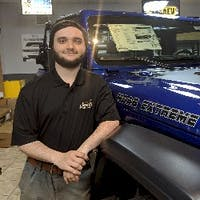 Ian Gillies at Adams Jeep Of Maryland Inc