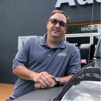 Jason Queen  at Adams Jeep Of Maryland Inc