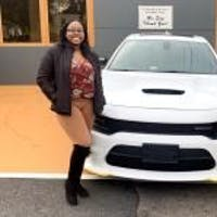 Bria Bullard at Adams Jeep Of Maryland Inc